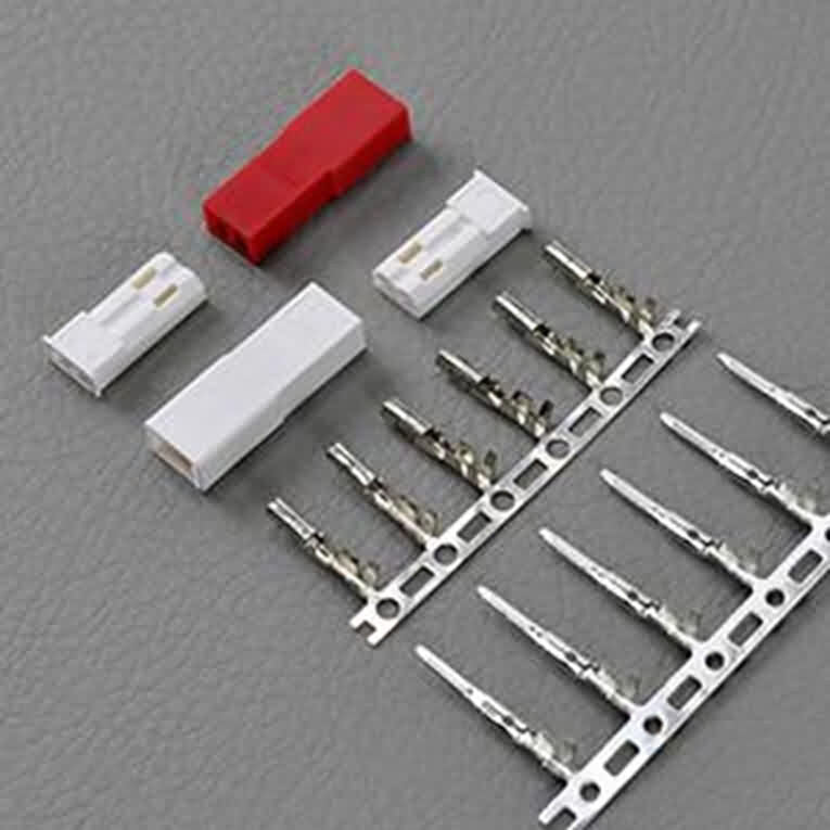 Firgelli Robots 2.5mm-pitch JST RCY connetors with lock