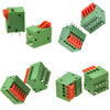 Firgelli Robots Screwless PCB Terminal Blocks with Straight Pins / Pitch: 5.08mm