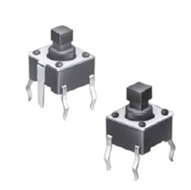 Firgelli Robots Micro Tact Switch - 4 Pin - 4.5 * 4.5 * 7.4mm