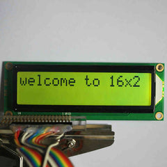 Firgelli Robots LCD 1602 Shield Module with Parallel Interface