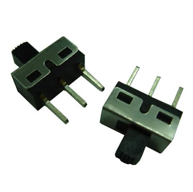 Firgelli Robots Mini Slide Switch: 3-Pin / SPDT / 300mA