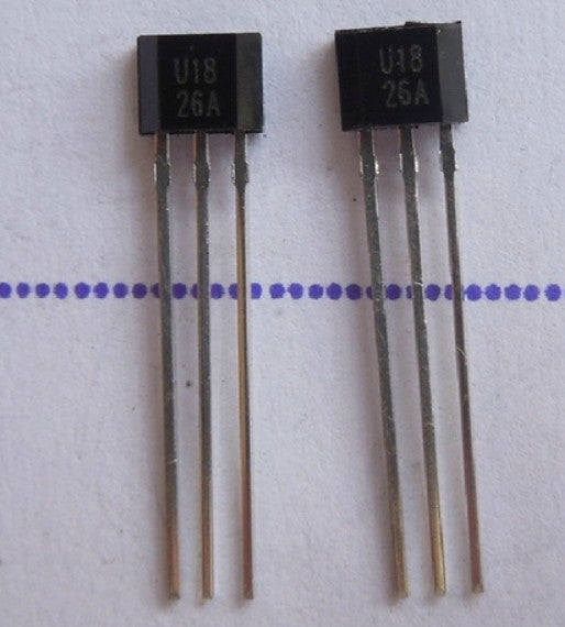 Firgelli Robots Hall-effect Sensor - US1881 (UA Package)