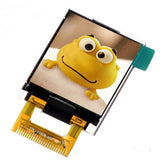Robot LCD display