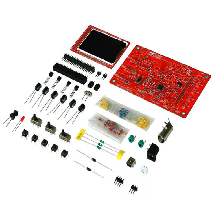 Firgelli Robots Mini Digital Oscilloscope Making and Studying Kit