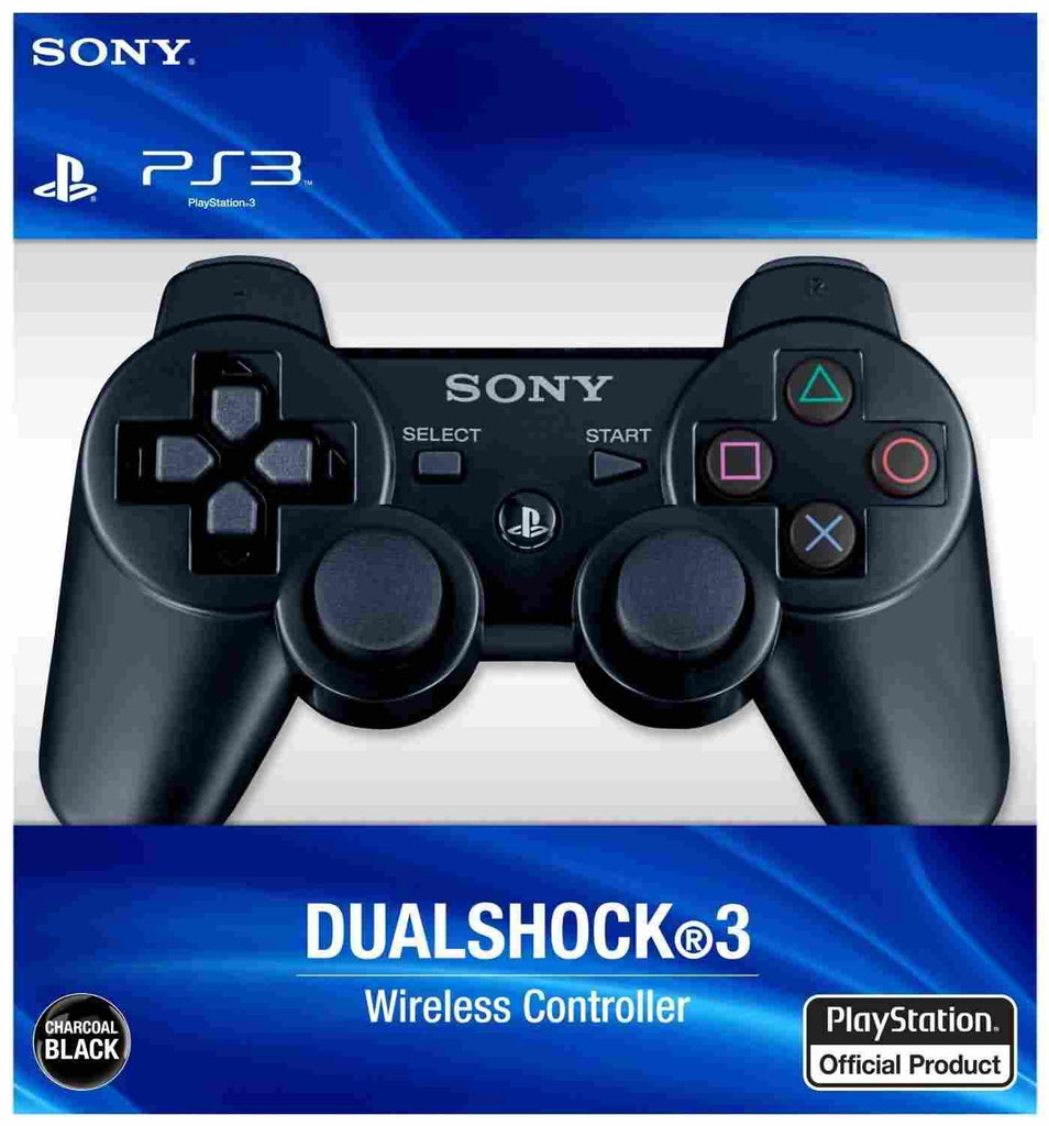Firgelli Robots 2.4G Dual Shock Wireless Controller (PS3)