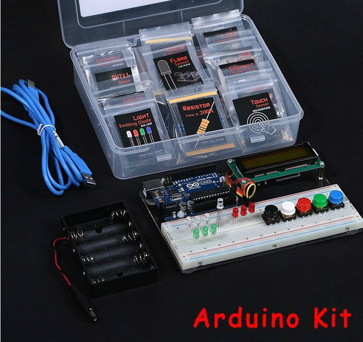 Firgelli Robots Arduino Uno R3 Based Studying Kit
