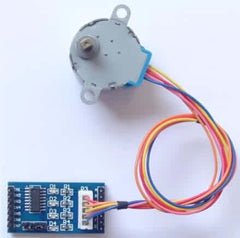5V 4-Phase 5-Wire Stepper Motor