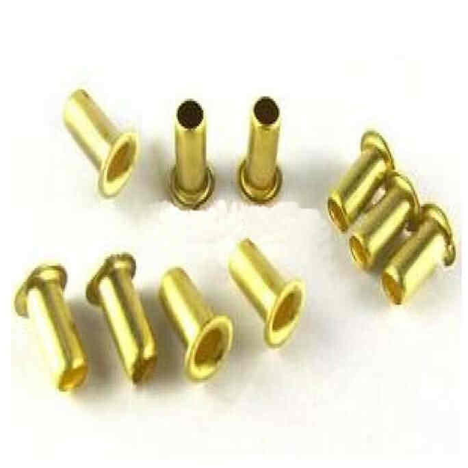 Firgelli Robots Tubular Rivets for PCB Mounting Hole / OD: 3.0 - 4.0mm
