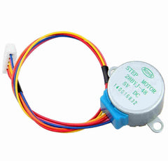Firgelli Robots 5V 4-Phase 5-Wire Stepper Motor