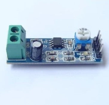 Firgelli Robots Audio Amplifier Sensor Unit