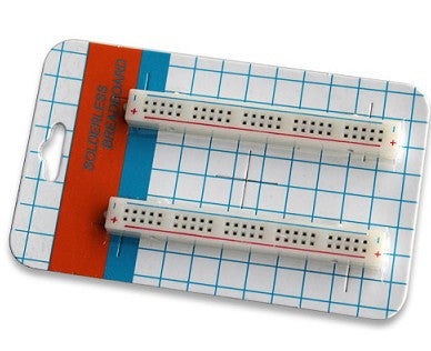 Firgelli Robots 100 Tie-point Solderless Breadboard