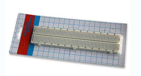 Firgelli Robots 630 Tie-point Solderless Breadboard