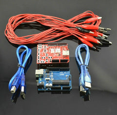 Firgelli Robots Touch Key USB Board - Arduino Makey Compatible
