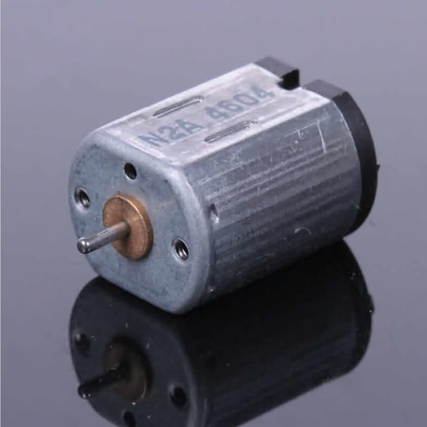 Firgelli Robots Brushed N20 DC Motor: 15.2 * 12 * 10mm