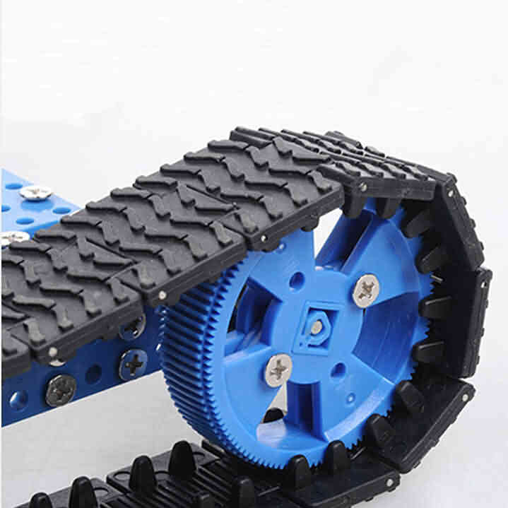 Firgelli Robots Plastic Sprocket Wheel and Track Kit