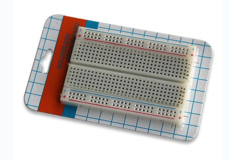 Firgelli Robots 400 Tie-point Solderless Breadboard