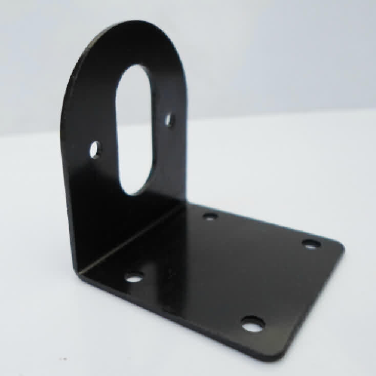 Firgelli Robots OD 36mm DC Motor Bracket - Carbon Steel