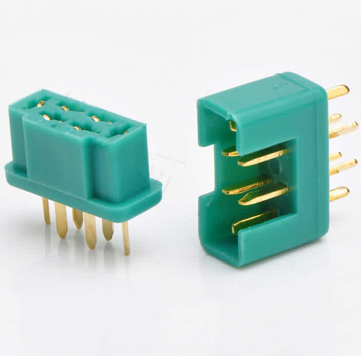 Firgelli Robots Amass MPX 6-lead Connectors by Pair