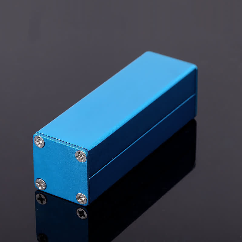 Firgelli Robots Extruded Aluminum Enclosure-W*H*L: 25*25*80mm