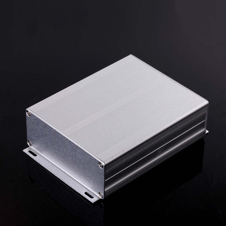 Firgelli Robots Extruded Aluminum Enclosure-W*H*L: 97 * 40 * 90/100/120/150mm