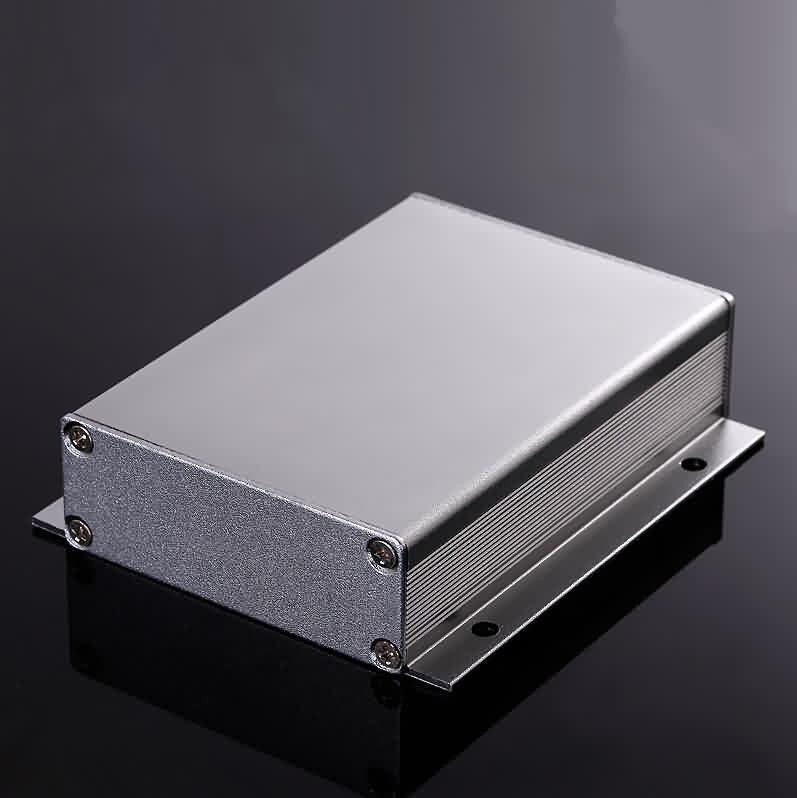 Firgelli Robots Extruded Aluminum Enclosure-W*H*L: 80 * 23.8 * 90mm