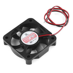 Mighty Mini DC Fan: 50 x 50 x 10mm / Sleeve & Dual Ball Bearing