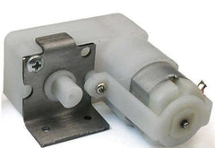 Plastic Gear Motor - Double Output Shafts - Right Angle