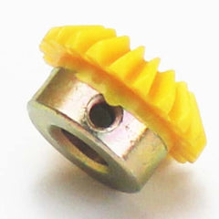 Plastic Straight Bevel Gear M: 1.25 Side View