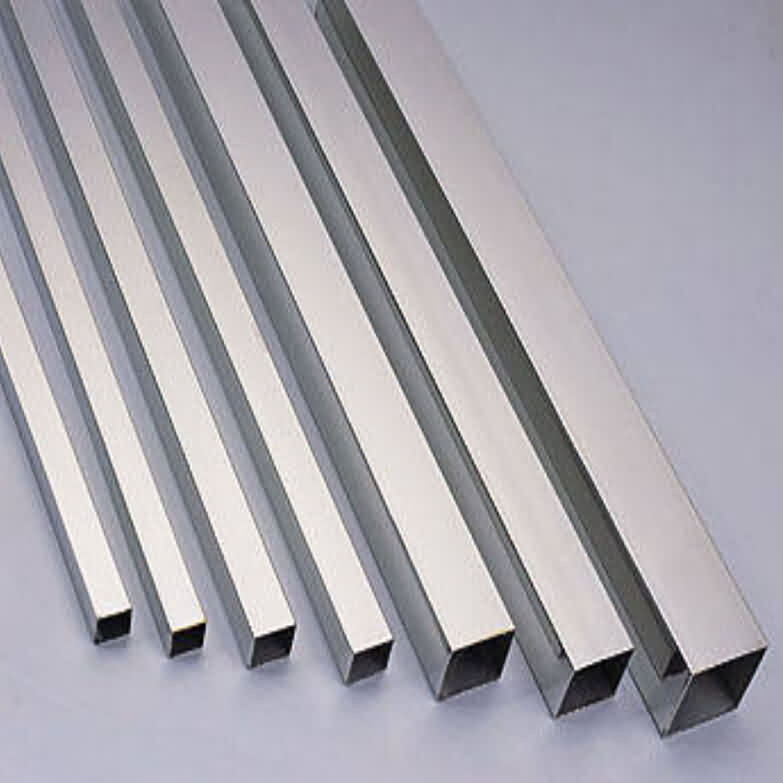 Firgelli Robots SAE 304 Stainless Steel Tube in Square Shape: 8 x 8 ~ 30 x 30mm