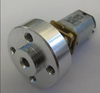 Gear Motor Drive Hub for 3mm Dia Shafts