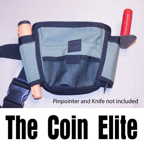 Coin Elite Metal Detecting Bag