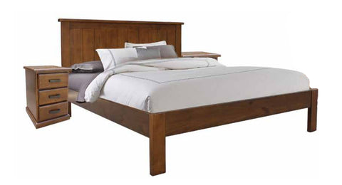 Pinehurst Timber Bed