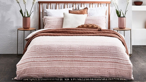 Stay Close Terra Quilt Cover SB