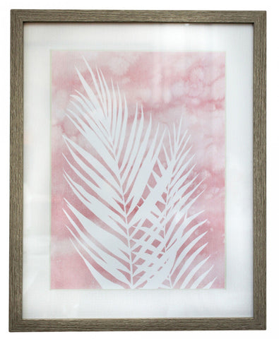 Blush 1 Framed Print