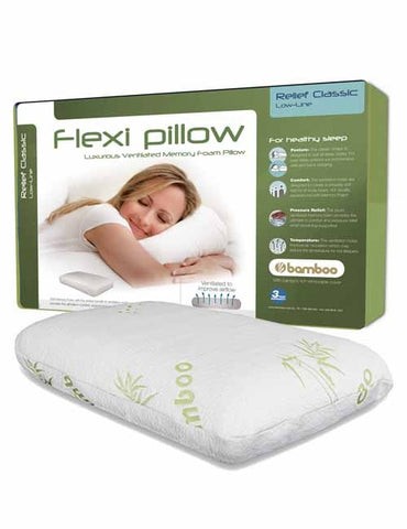 Flexi Relief Pillow Lowline