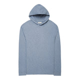 Alternative Apparel - Max Organic Cotton Slub Hoodie - Laguna Blue