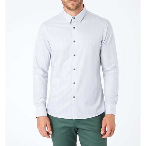7 Diamonds - After Thoughts 4-Way Stretch Shirt