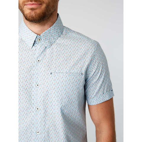 7 Diamonds - Sound of Sunshine Short Sleeve Woven