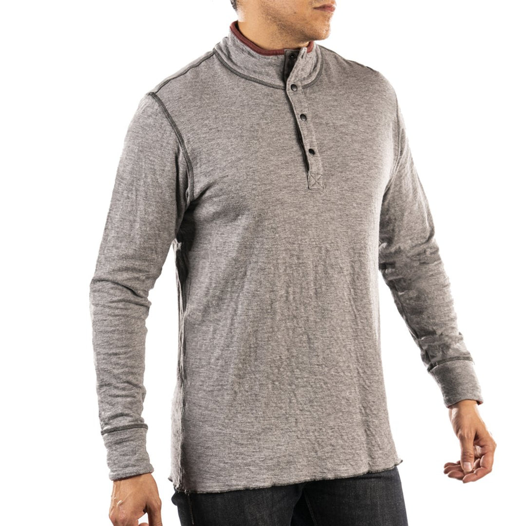 Jeremiah - Mitch Long Sleeve Knit Top