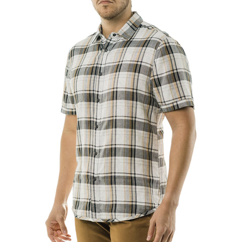 Jeremiah - Hermosa Reversible Short Sleeve Button Up Shirt