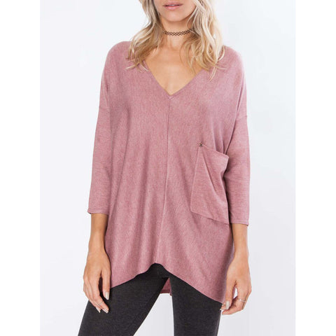Kerisma - Raven Top - Dusty Pink