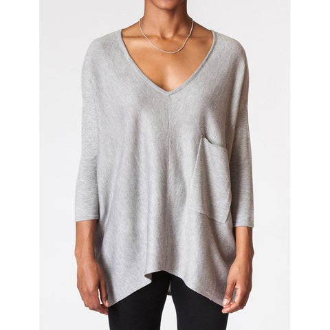 Kerisma - Raven Top - Light Grey