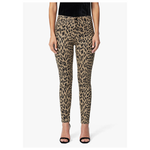 Joe's Jeans - Women's - The Charlie Skinny Ankle - Animal Print