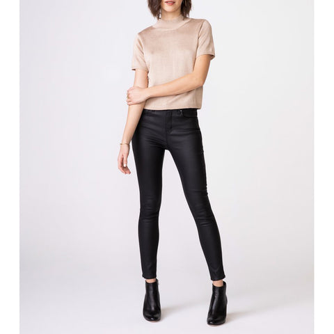 Unpublished - Olivia High Rise Skinny in Burnished