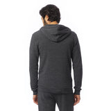 Alternative Apparel - Rocky Eco-Fleece Zip Hoodie - Eco Black