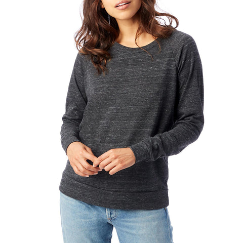 Alternative Apparel - Slouchy Eco-Jersey Pullover