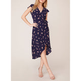 BB Dakota - April Showers Wrap Dress