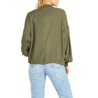 BB Dakota - Whole Lotta Love Bomber - Sage