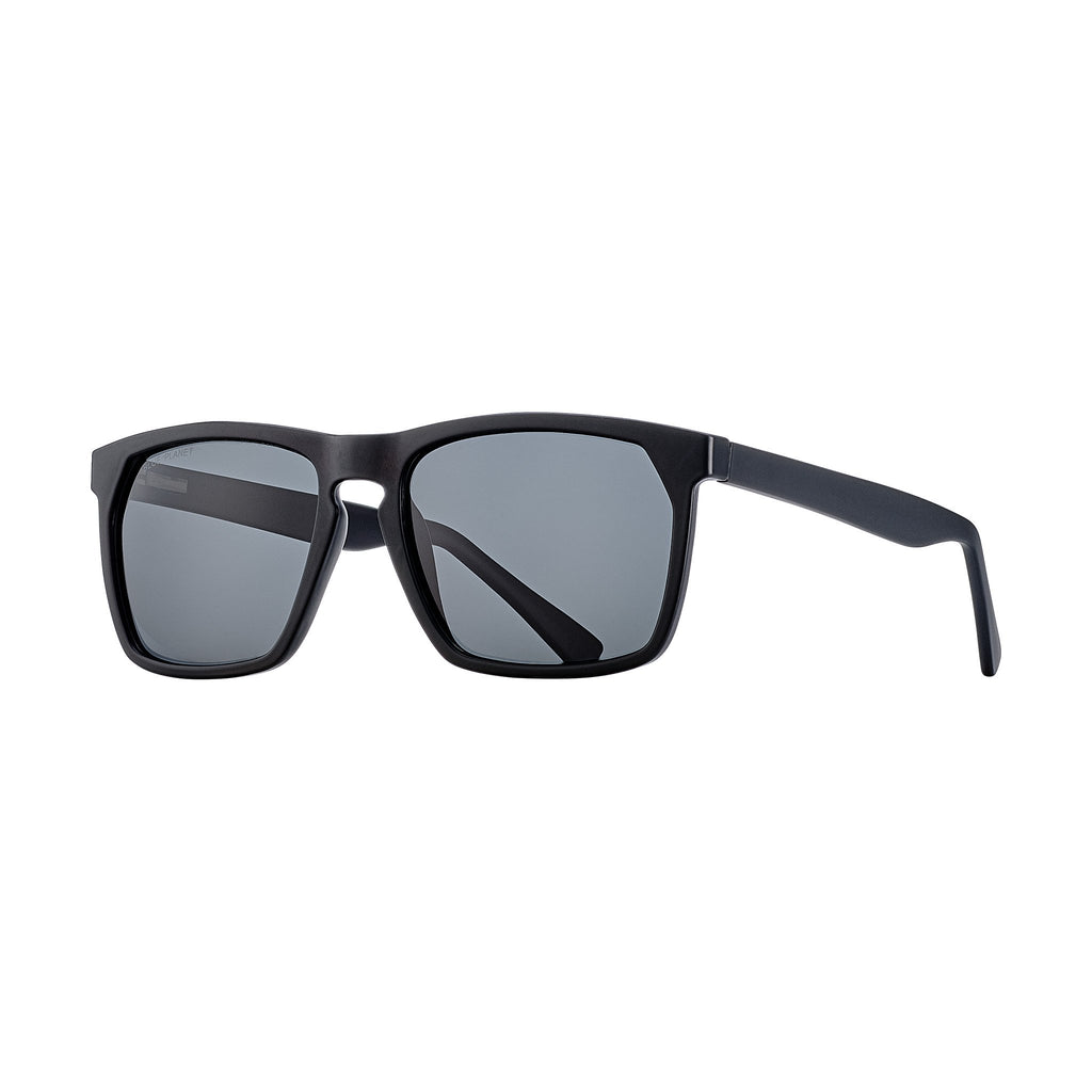 Blue Planet - Randall - Matte Onyx/Smoke Polarized