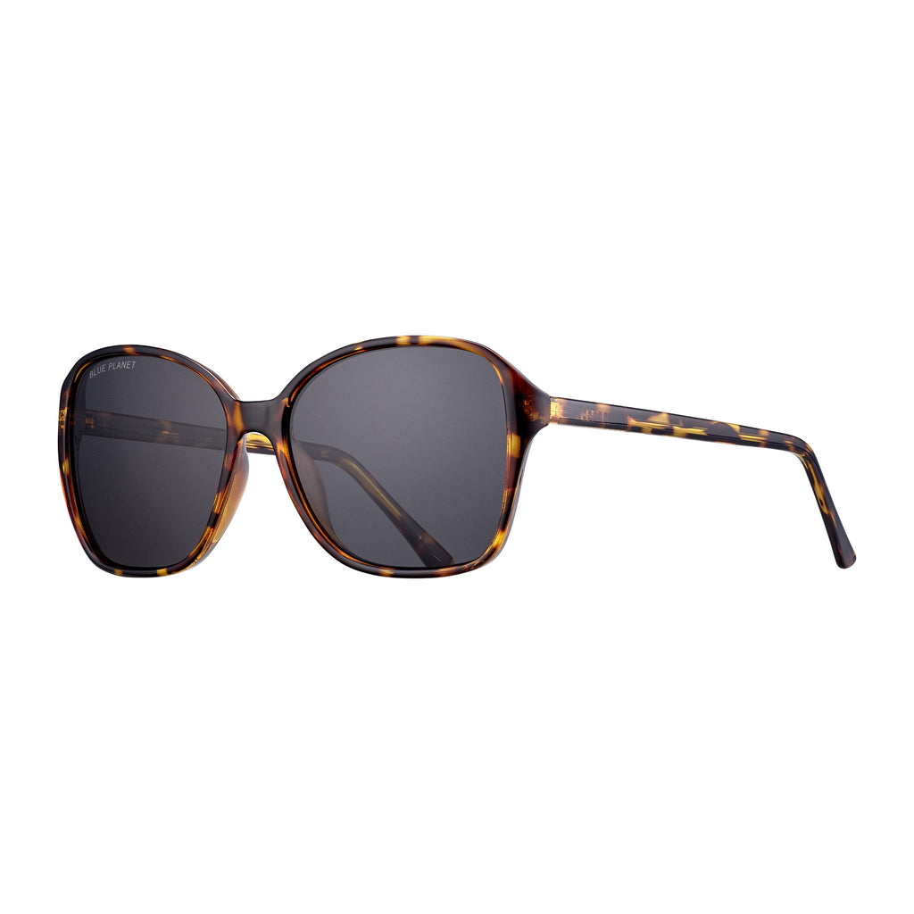 Blue Planet - Althea - Honey Tortoise/Smoke Polarized Lens